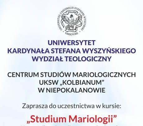 STUDIUM MARIOLOGII