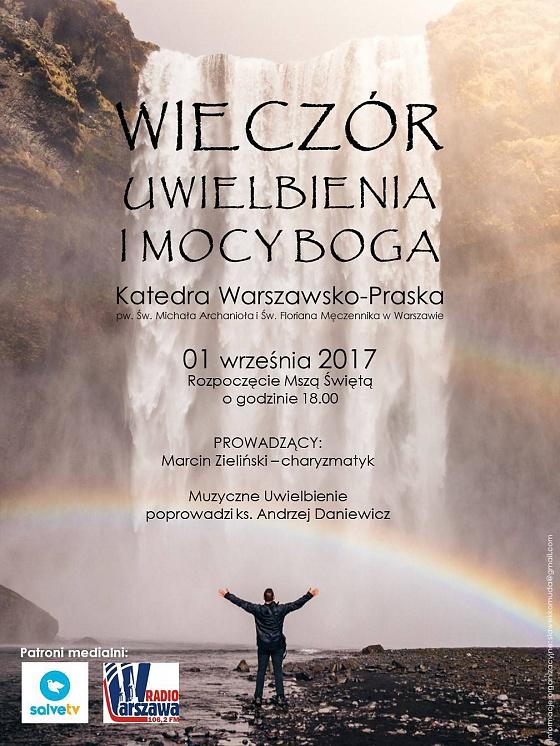 Wieczór Uwielbienia w Katedrze Warszawsko-Praskiej